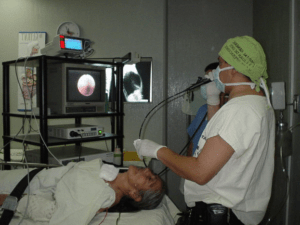 Бронхоскопия в клинике АЛЬФА МЕД